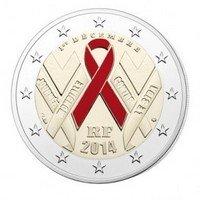 piece de 2 euro sida
