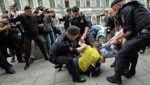 arrestation d-homosexuels en russie