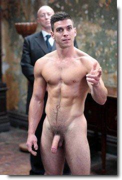 acteur men naked nude