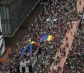 bresil gay pride 2015