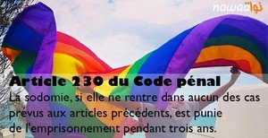 article-230-Code-penal-tunisie-homosexualite