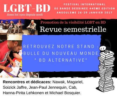 BD LGBT