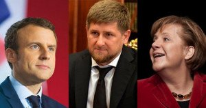 Macron_Merkel_Kadyrov